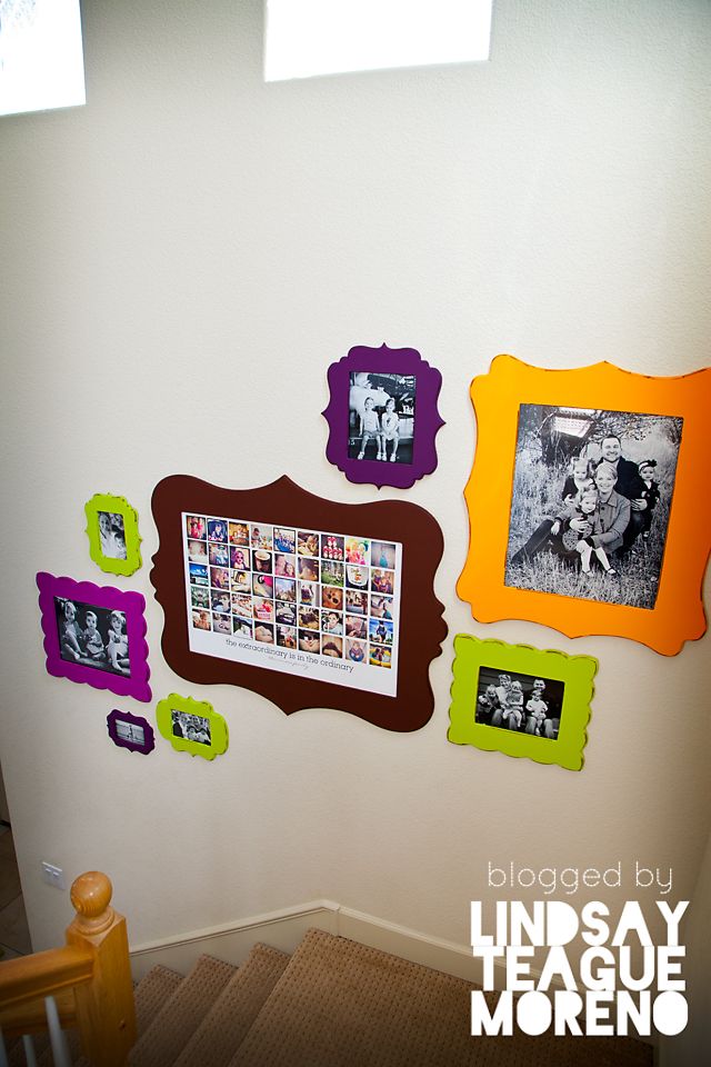 DIY Gallery Wall Project