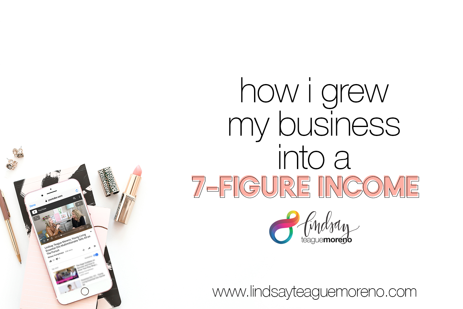 How I Grew My Business Into A 7 Figure Income
