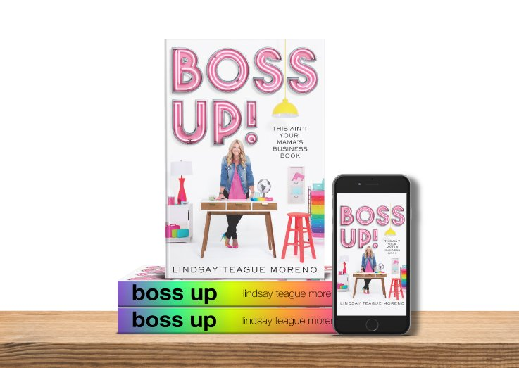 Boss Up book